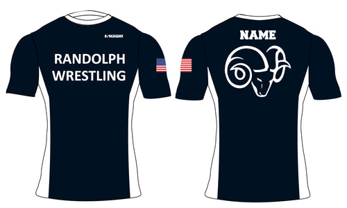 Randolph Wrestling Sublimated Compression Shirt