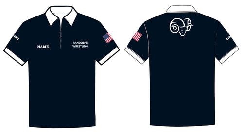 Randolph Wrestling Sublimated Polo