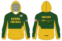 Ravena Football Sublimated Hoodie