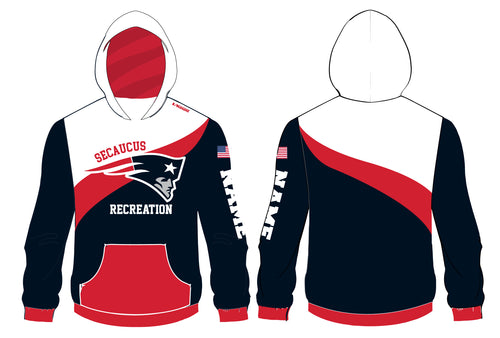 Secaucus Recreation Sublimated Hoodie v1 - 5KounT2018