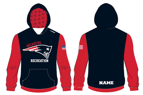 Secaucus Recreation Sublimated Hoodie v2 - 5KounT2018