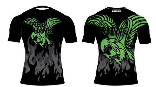 RedHawk Wrestling Club Sublimated Compression Shirt
