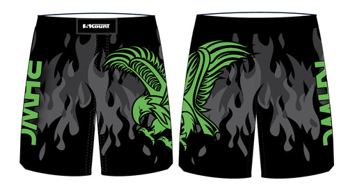 RedHawk Wrestling Club Sublimated Fight Shorts - 5KounT2018