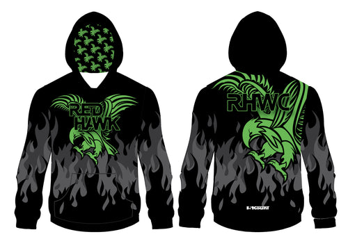 RedHawk Wrestling Club Sublimated Hoodie