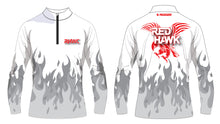 RedHawk Wrestling Club Sublimated Quarter Zip
