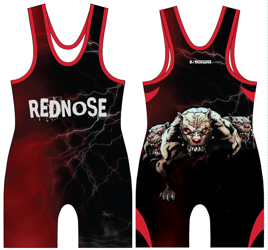 Red Nose 2017 Sublimated Singlet