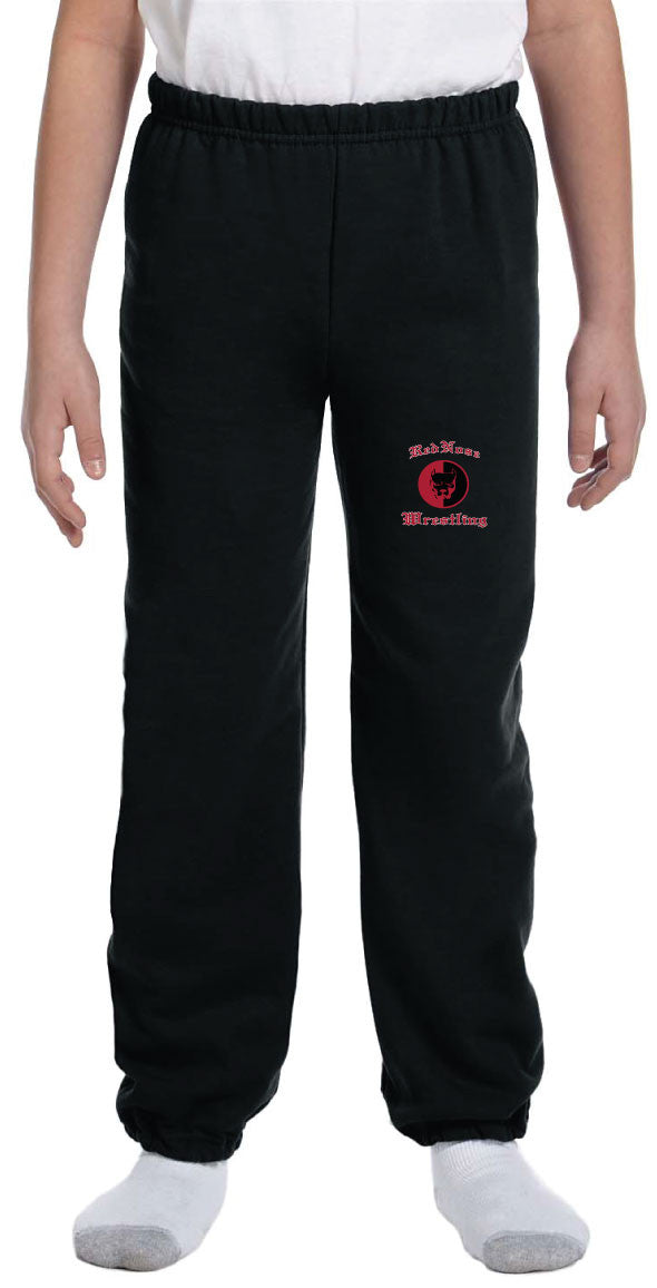 Red Nose Cotton Sweatpants
