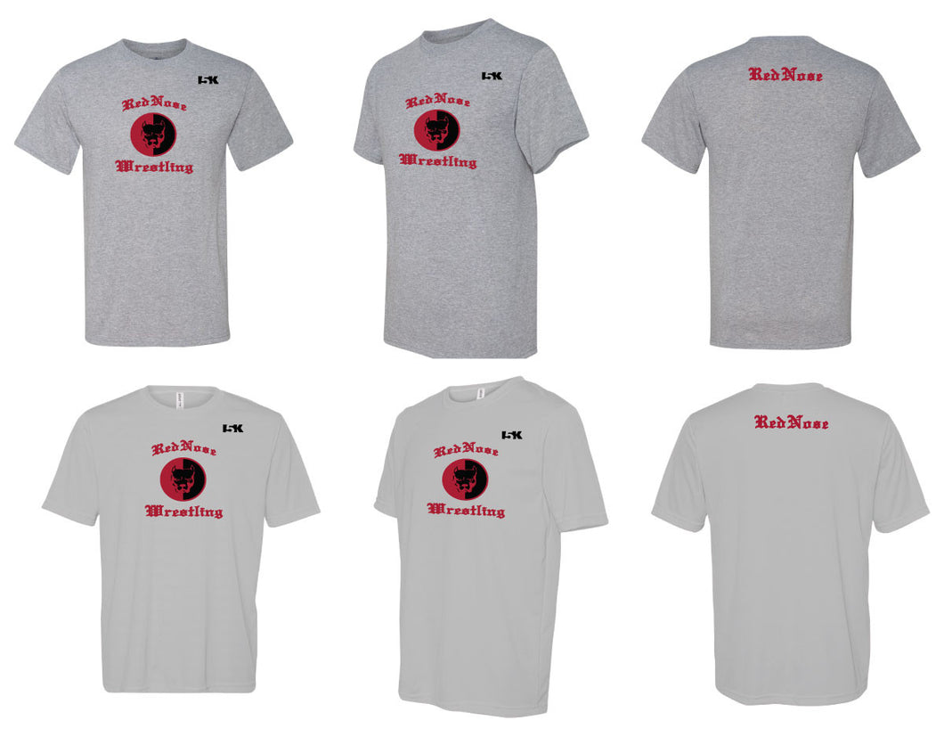 Red Nose Sublimated DryFit Performance Tee - 5KounT2018