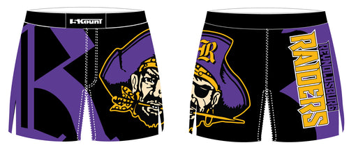 Reynoldsburg Wrestling Sublimated Board Shorts
