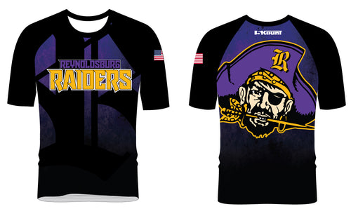 Reynoldsburg HS Wrestling Sublimated Fight Shirt
