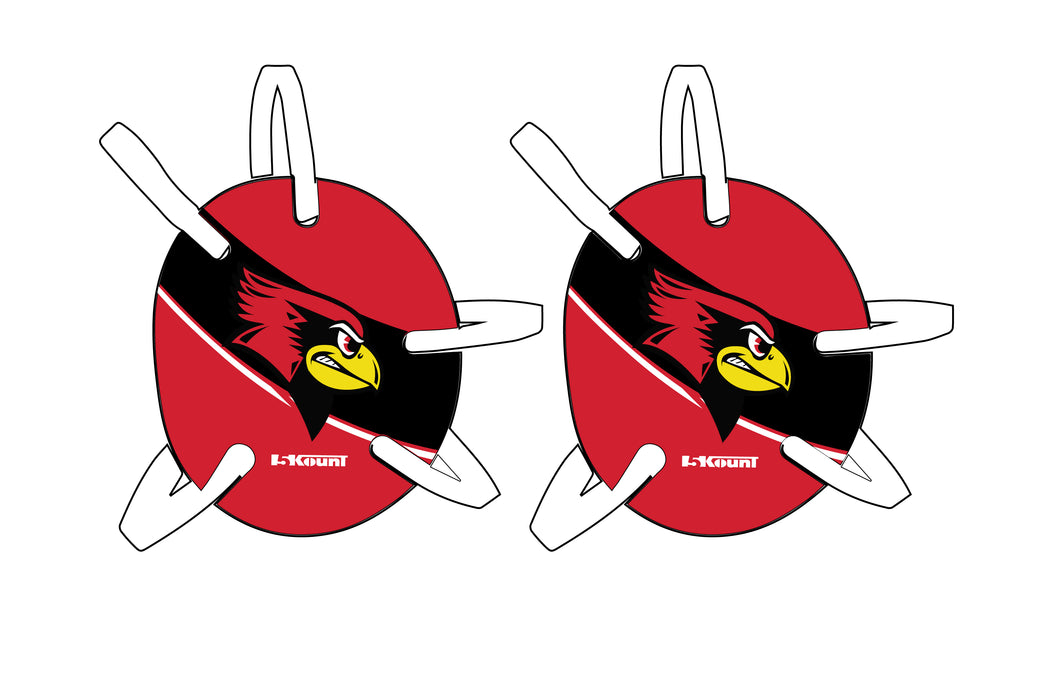 Scarlets Wrestling Headgear