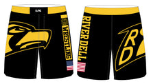 River Dell Wrestling Sublimated Fight Shorts