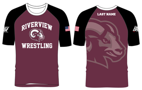 Riverview Wrestling Sublimated Fight Shirt - 5KounT2018