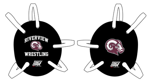 Riverview Wrestling Headgear - Black - 5KounT2018