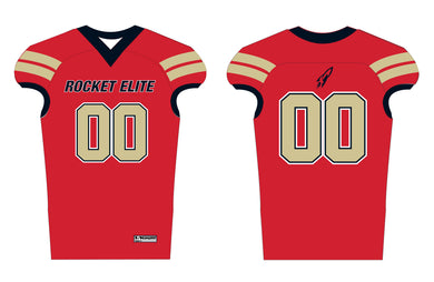 Rocket Elite Football Sublimated Jersey - MANDATORY