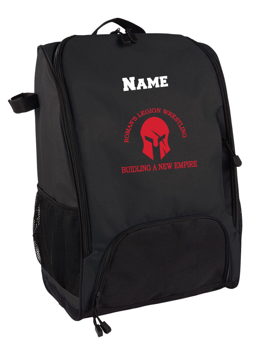 Roman Legion Wrestling Backpack