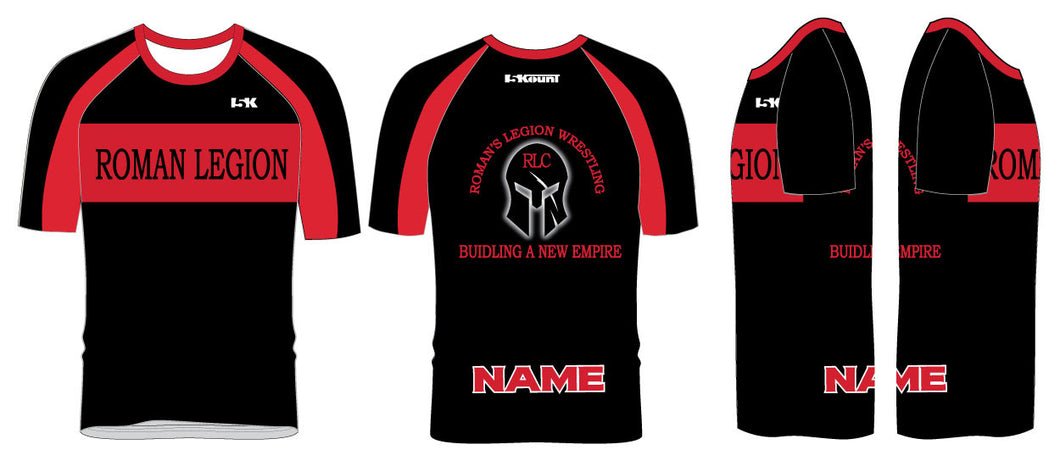 cb37539da12 Roman Legion Sublimated Fight Shirt – 5KounT