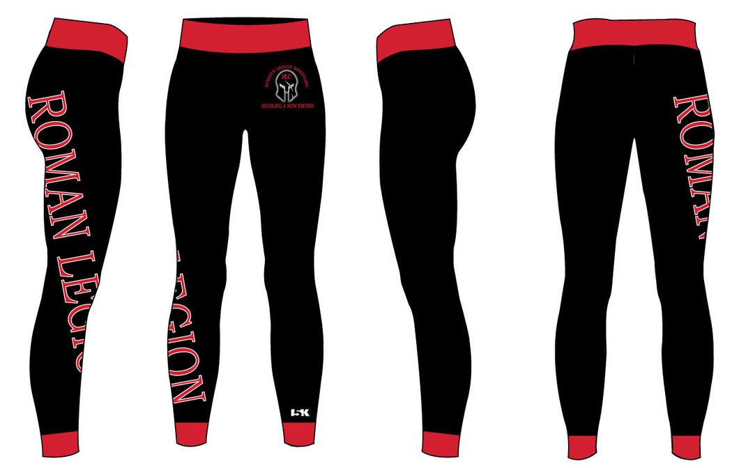 Roman Legion Sublimated Ladies Legging