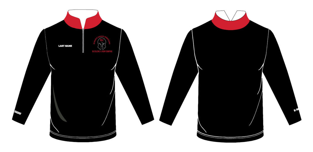 Roman Legion Sublimated Quarter Zip