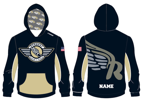 Roxbury Track & Field Sublimated Hoodie - 5KounT2018