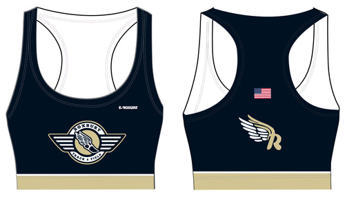 Roxbury Track & Field Sublimated Sports Bra - 5KounT2018