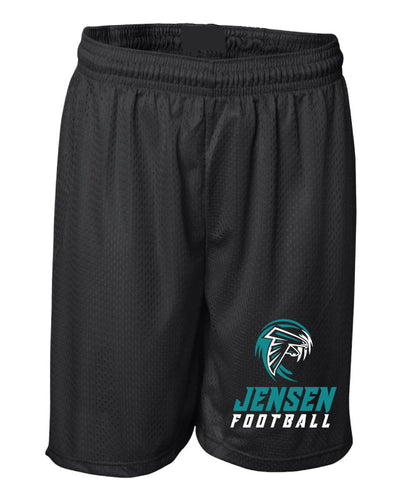 Jensen Beach Falcons Football Russell Athletic  Tech Shorts