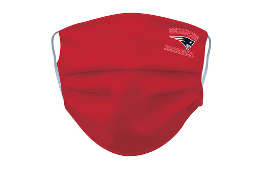 Secaucus Recreation Reusable Face Mask - 5KounT2018