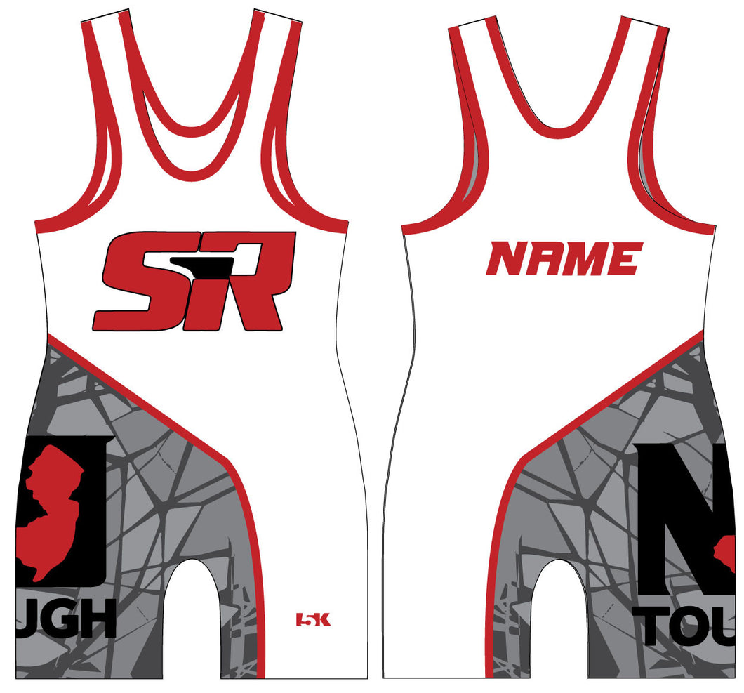 SIR Wrestling Sublimated Singlet
