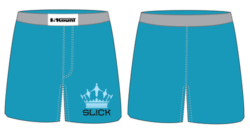 SL!CK Sublimated Board Shorts