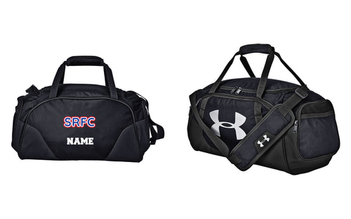 SRFC Small Under Armour Duffel / Travel Bag - Black - 5KounT2018