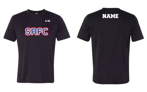 SRFC Dryfit Performance Tee - Black - 5KounT2018
