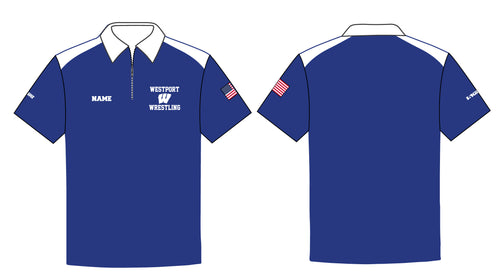 Westport Wreckers Sublimated Polo - 5KounT2018