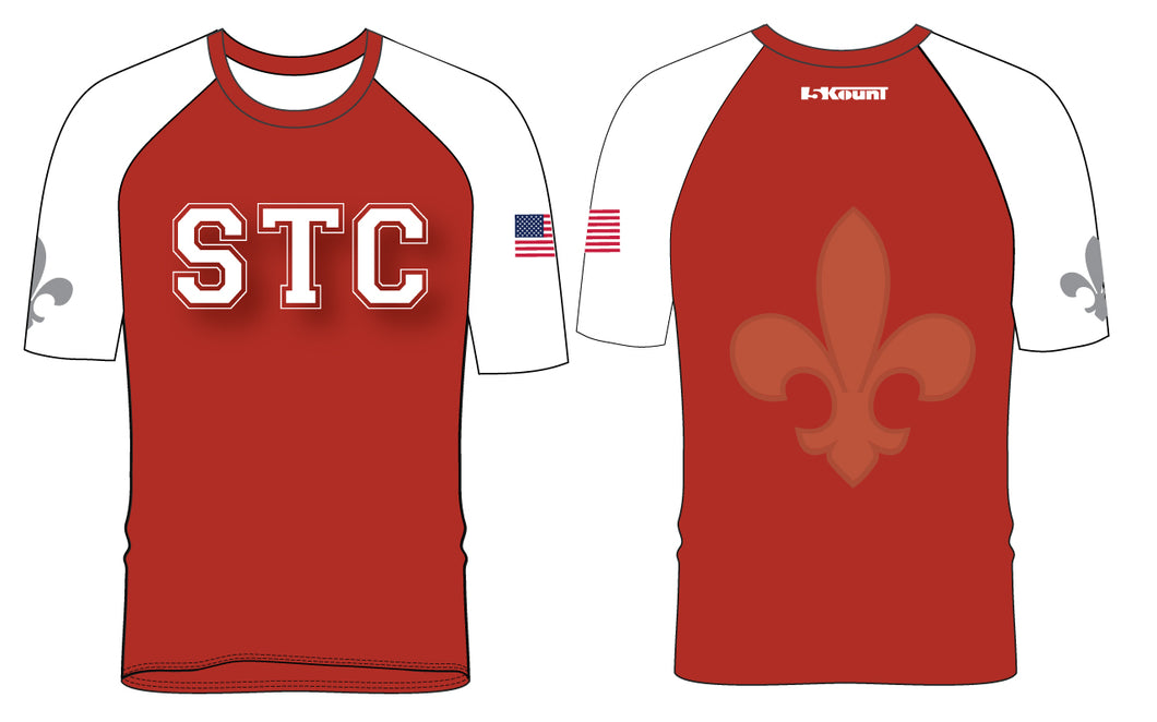 STC Wrestling Sublimated Fight Shirt - 5KounT