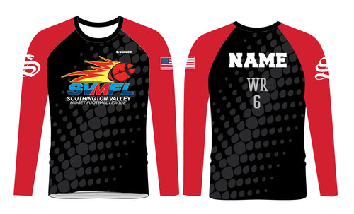 Southington Valley Venom Sublimated Long Sleeve Shirt - 5KounT2018
