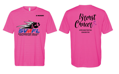 SVMFL Breast Cancer Awareness Dryfit Tees - Pink - 5KounT2018