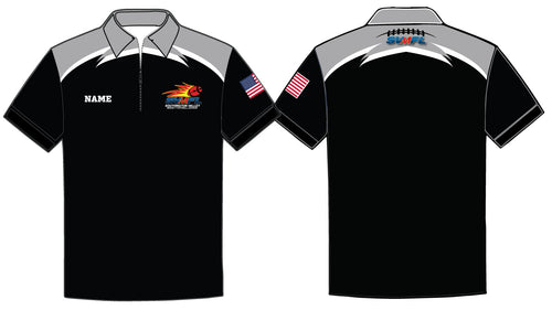 SVMFL Sublimated Polo - 5KounT2018