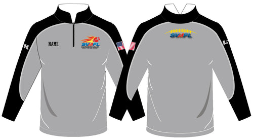 SVMFL Sublimated Quarter Zip