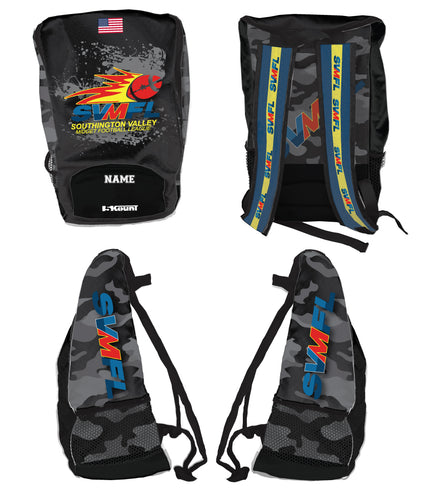 SVMFL Sublimated Backpack