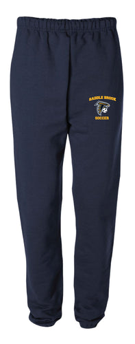 Saddle Brook Soccer Cotton Sweatpants - Navy