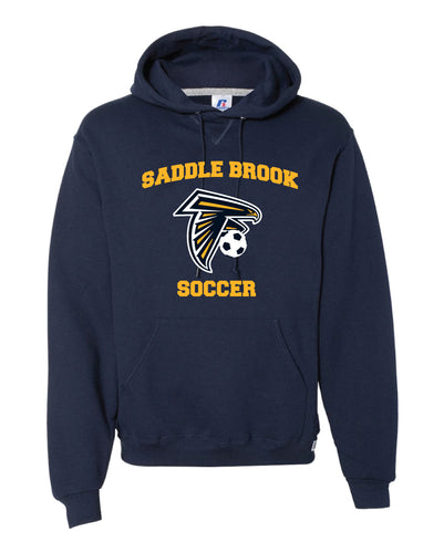 Saddle Brook Soccer Cotton Hoodie - Navy