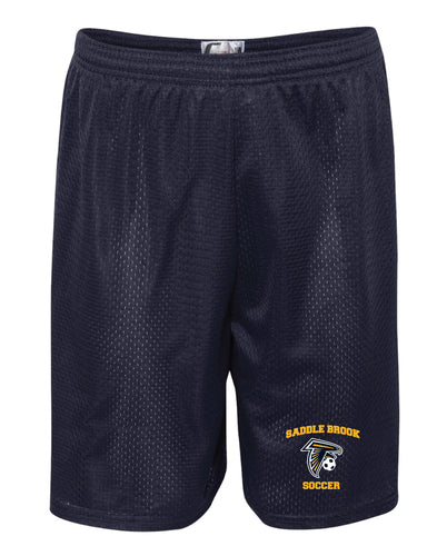 Saddle Brook Soccer Tech Shorts - Navy