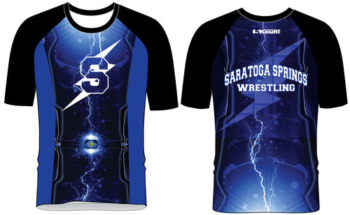 Saratoga Springs Sublimated Fight Shirt - 5KounT2018