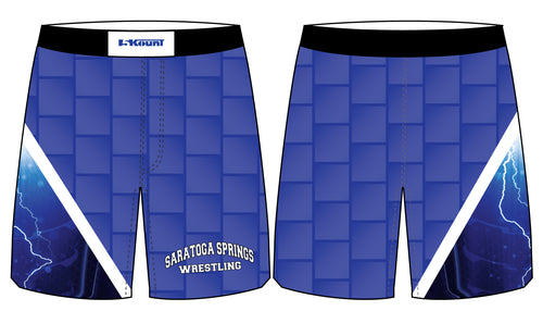 Saratoga Springs Sublimated Fight Shorts