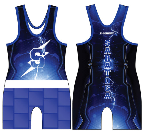 Saratoga Springs Sublimated Singlet