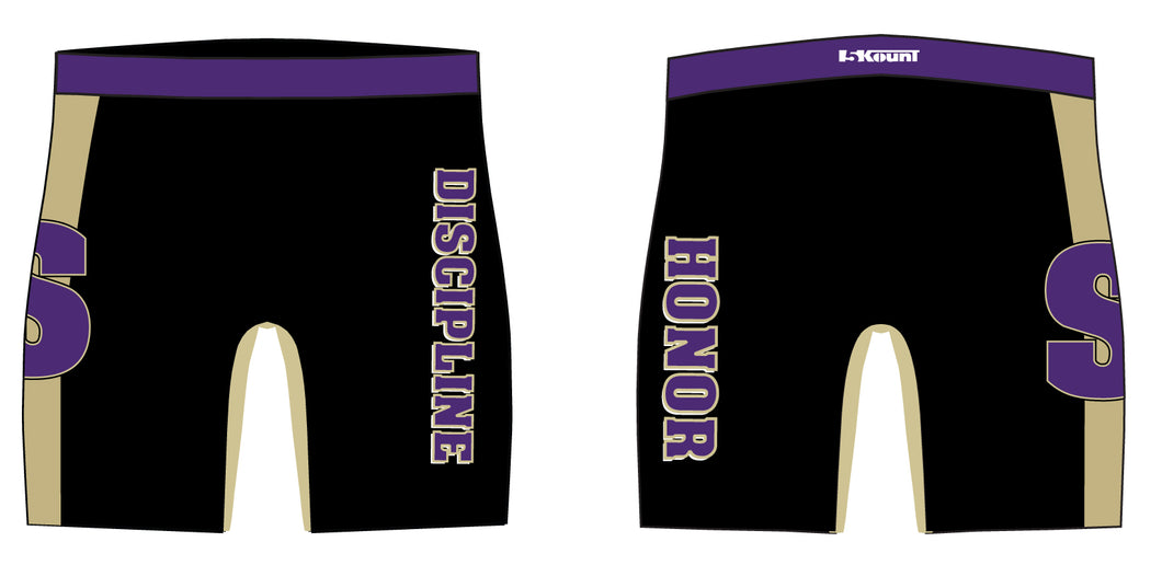 Sayville HS Wrestling Compression Shorts 2 - 5KounT