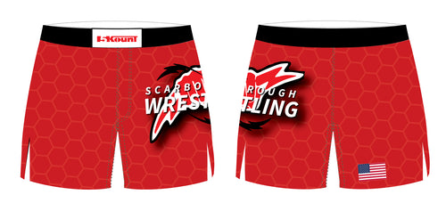 Scarborough Wrestling Sublimated Board Shorts