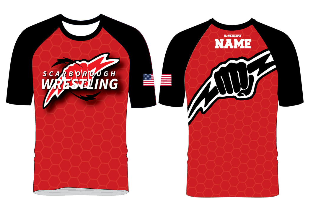 Scarborough Wrestling Sublimated Fight Shirt