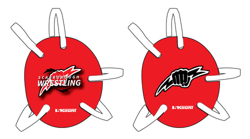 Scarborough Wrestling Headgear Decal