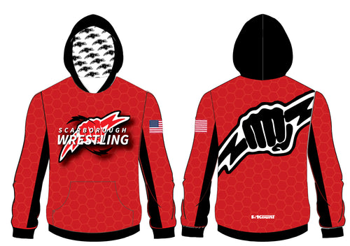 Scarborough Wrestling Sublimated Hoodie