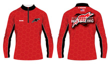 Scarborough Wrestling Sublimated Quarter Zip